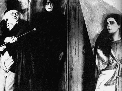 Silent volume the cabinet of dr caligari 1920 - The cabinet of dr caligari ...