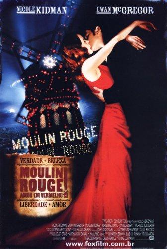 Baixar Filmes Download   Moulin Rouge   Amor em Vermelho (Dublado) Grátis