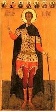 Святий мученик Димитрій