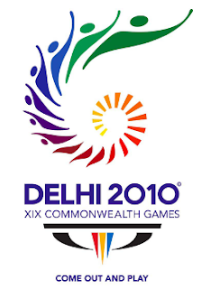 Commonwealth Games 2010 Logo