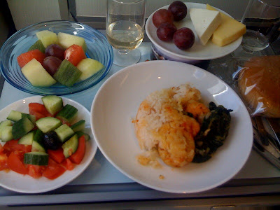 BA4 Gluten Free Flying...British Airways