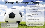 Free Soccer Camp in MN