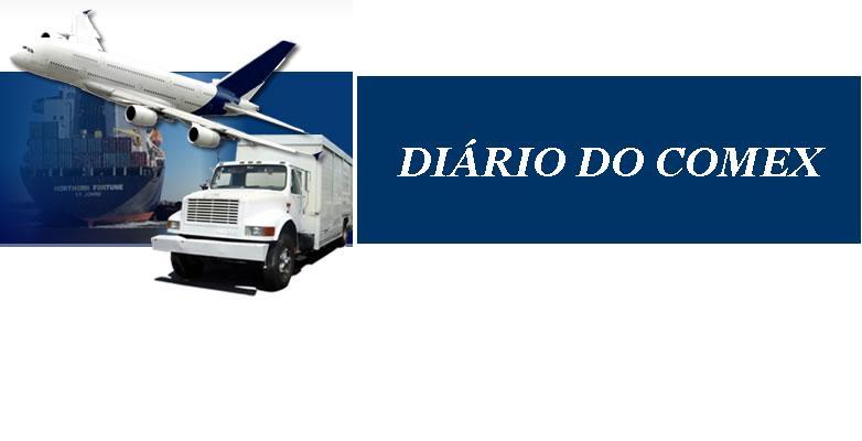 DIÁRIO DO COMEX