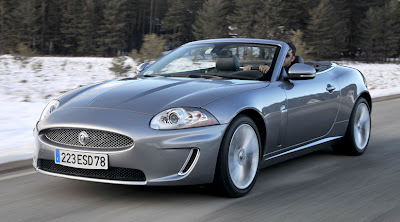 Jaguar XK 5.0 Convertible