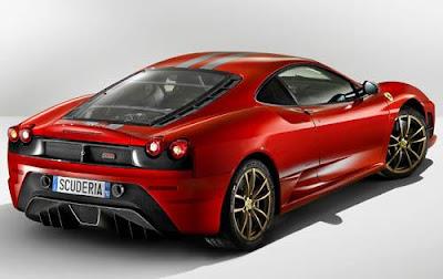 New Model2010 Ferrari 430 Scuderia