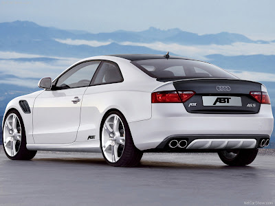 New & Modern  ABT Audi AS5 2010