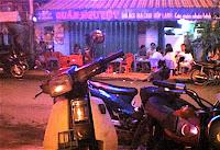rooftop, ILA, park, vietnam, saigon, ho chi minh city, peaceful, wild wild east dailies, david everitt-carlson, news, opinion, street, rooster, sunshine, store, shop, motorbike, bikes-r-us