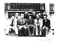 30s, Anais Nin, Gertrude Stein, Hemingway, Man Ray, Paris, Pernod