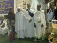 Haji Bersama Ibubapaku Tahun 2009
