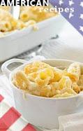 """""""American Recipes""""  raccolta di ricette della tradizione americana di Paoletta"""