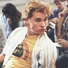Chris Knight from Real Genius: The Original King of Sarcasm