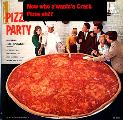Pizza?? CRACK?? Together?? BRILLLLIANT!!
