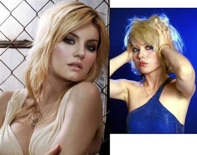 Debbie of Blondie and Lizzie Cuthbert: A little History repeating!