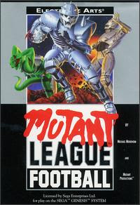 Mutant League Football: Football and Hellish Death never looked so good!!