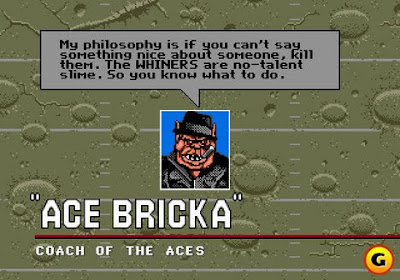 Coach Bricka: The Awesome Football coach who never ever lived!!