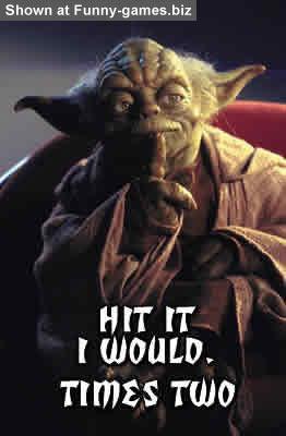 Yoda pimp
