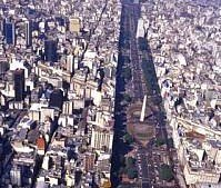 The largest street in the world
