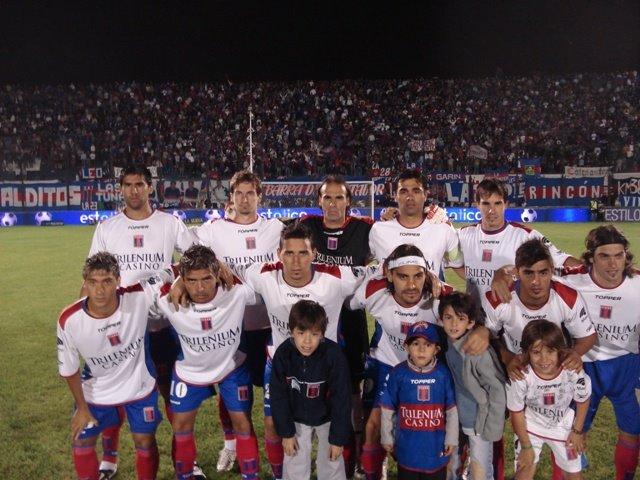 El equipo subcampeón
