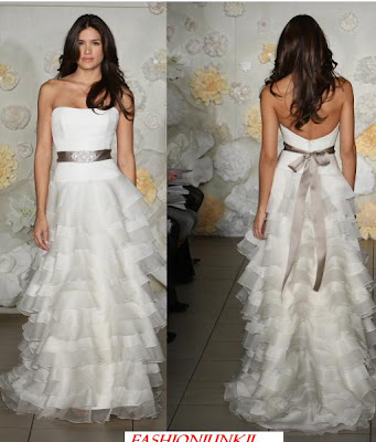 Wedding Dress Spring Summer