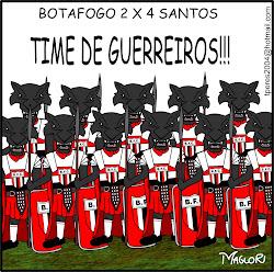 TIME DE GUERREIROS