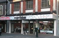 Caffe Italiano opening