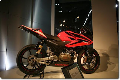 Concept CBF Racing @ AutoExpo 2008