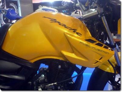 TVS Apache RTR 160 Fi