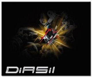 DiASil Cylinder;