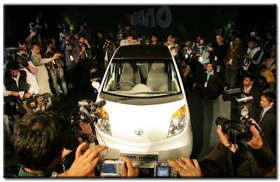 Tata Nano @ AutoExpo 2008