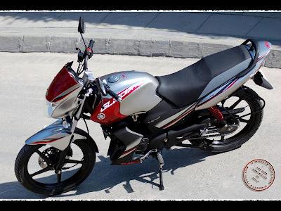 2008 Yamaha Gladiator Type-SS Wallpaper