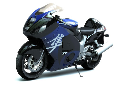 Suzuki Hayabusa in India