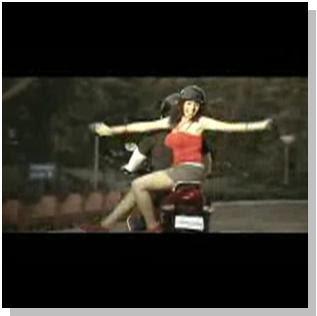 TVS Apache Ad