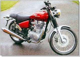New Royal Enfield Bullet