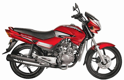 New Hero Honda Achiever with Alloys