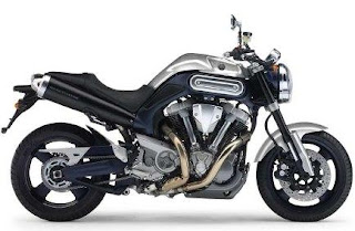 The 1670cc MT-01
