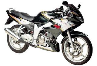 Malaysian 150 cc Suzuki FXR