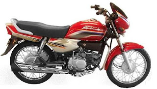 125 cc Hero Honda Super Splendor