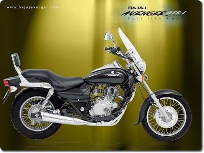 New Bajaj Avenger 200 cc