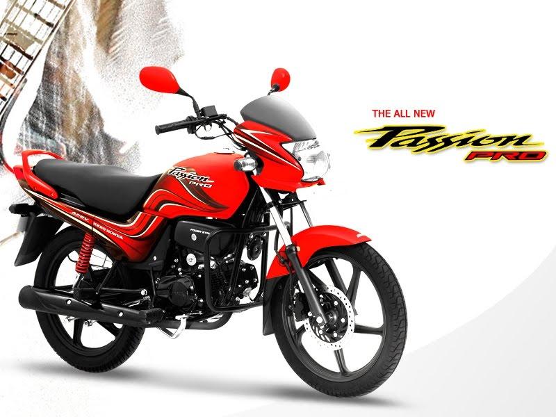 2010 Hero Honda Passion Pro Launched Details Photos Specs
