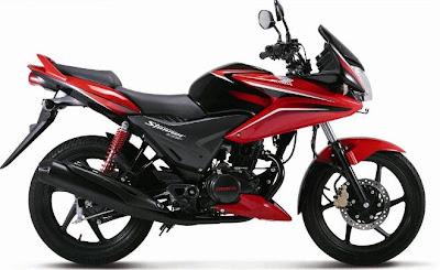 2010 Honda CBF Stunner