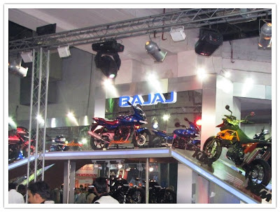 Bajaj@Auto Expo 2010