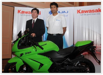Kawasaki in India