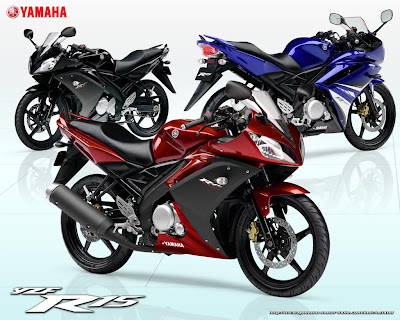 Yamaha R15 India model hit the roads just about a 5 months back,