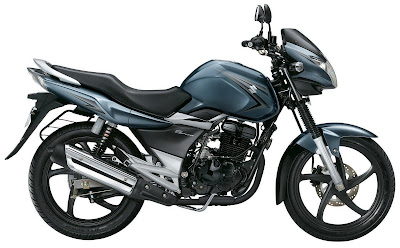 Suzuki GS150R Wallpaper Gray