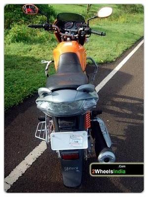2008 Hero Honda CBZ Xtreme