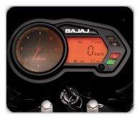 2008 Bajaj Discover 135 Digital Speedometer