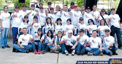 Club Pulsar- RSP Medellin