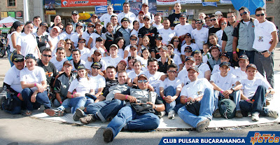Club Pulsar- Bucaramanga