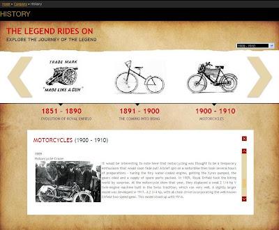 Royal Enfield History