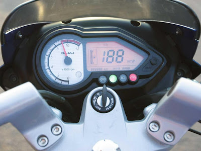 Pulsar 180 UGIV Digital Speedometer